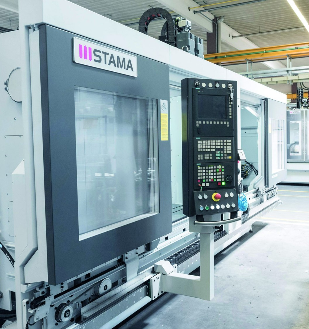 STAMA Maschinenfabrik