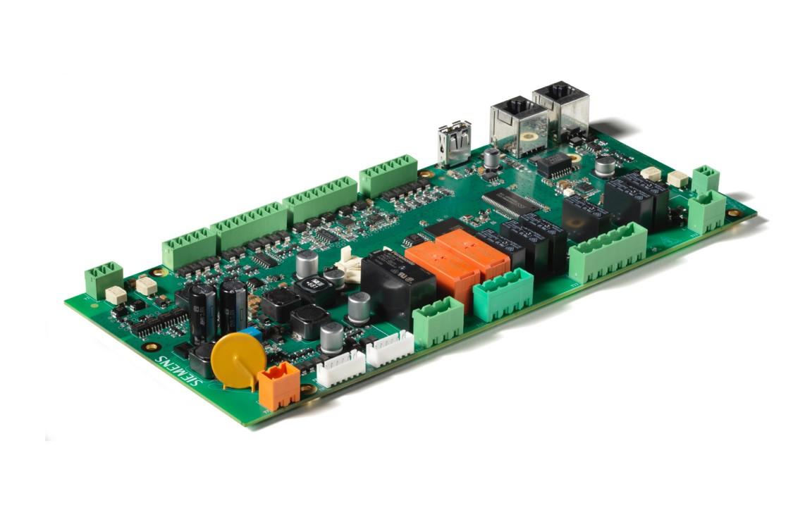 Climatix C400 – программируемый