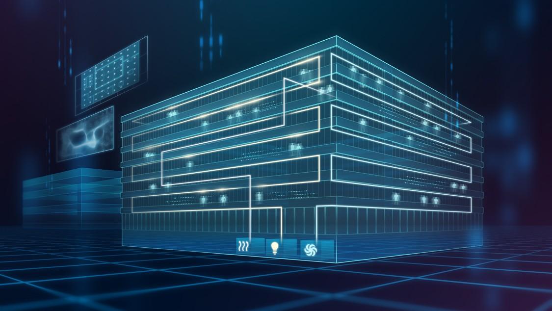 Das Rückgrat des smarten Gebäudes
