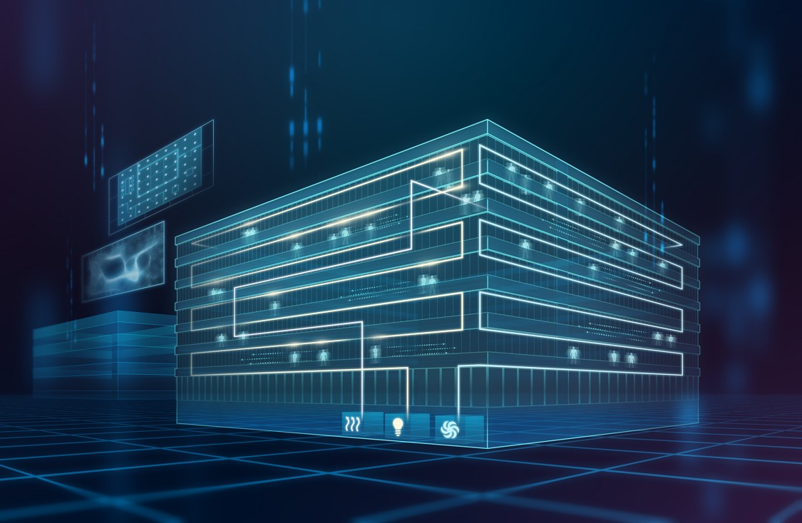 smart infrastructure smarte gebäude
