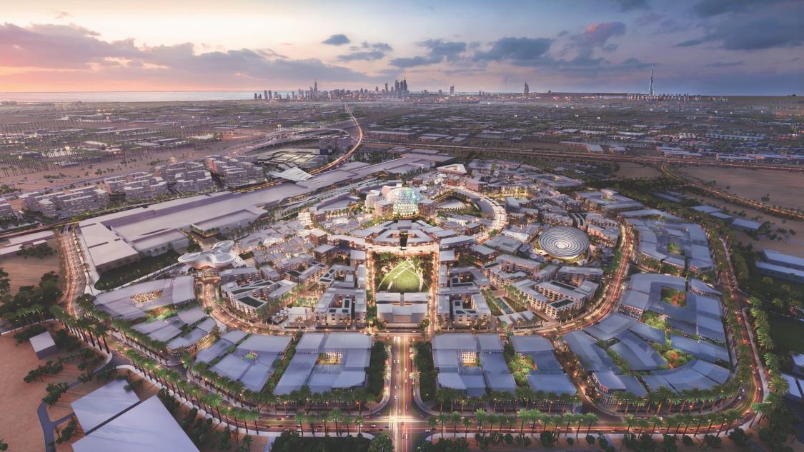 Expo 2020 Dubai: Ein nachhaltiges Event