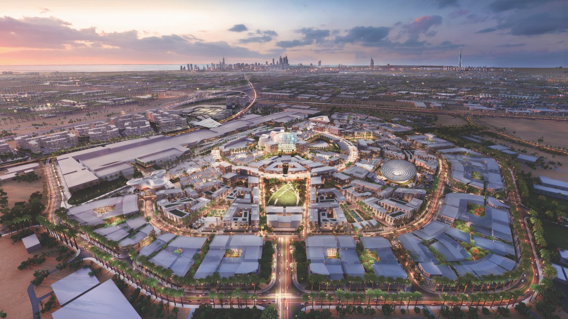 Expo 2020: A Sustainable Site
