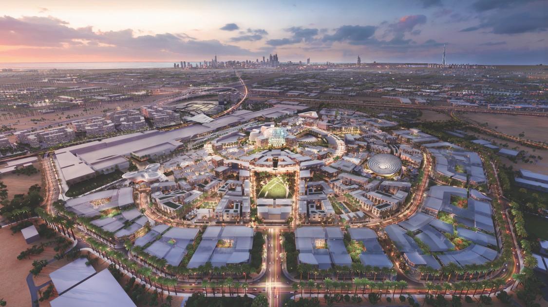 Expo 2020 Dubai: A Sustainable Site