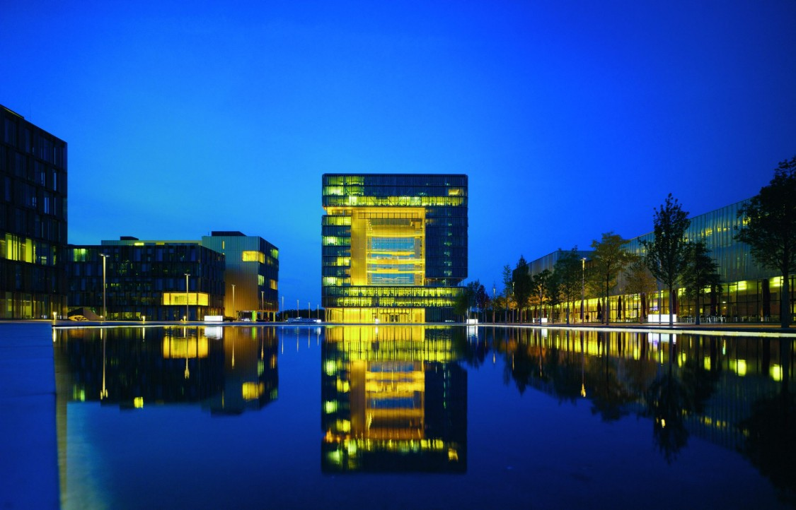 The Thyssenkrupp Quarter, Essen, Germany