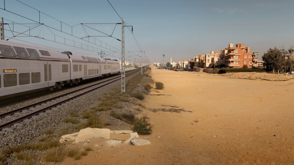 Moving Egypt: A modern rail system that will transform the everyday