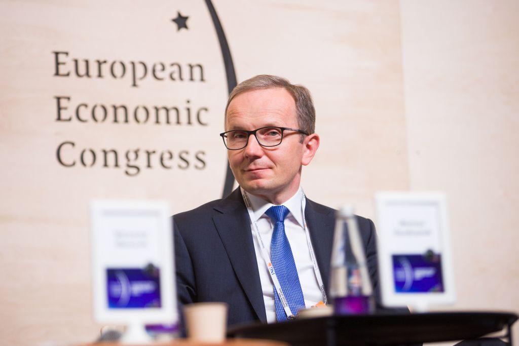 Mariusz Kondraciuk na EKG 2020