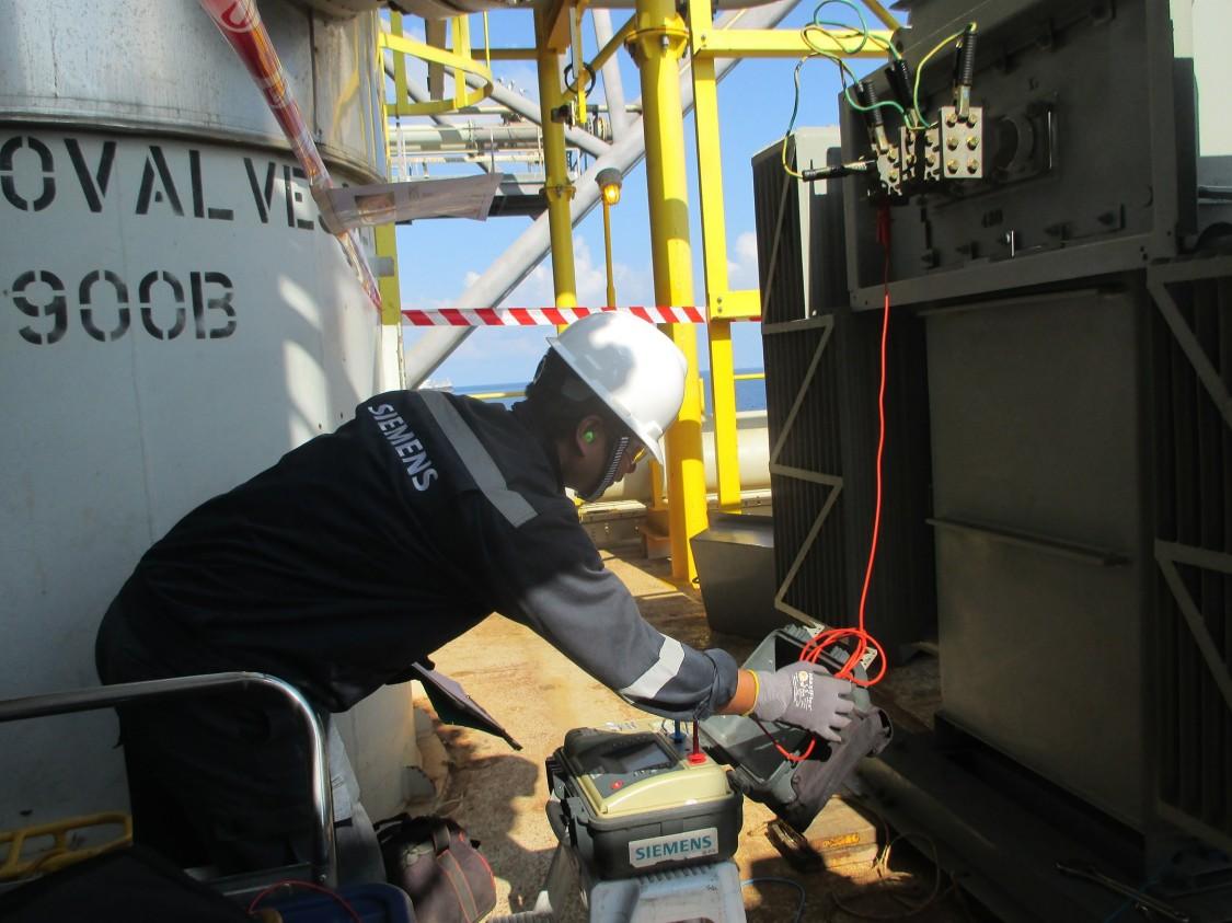 Substation and Transformer Service