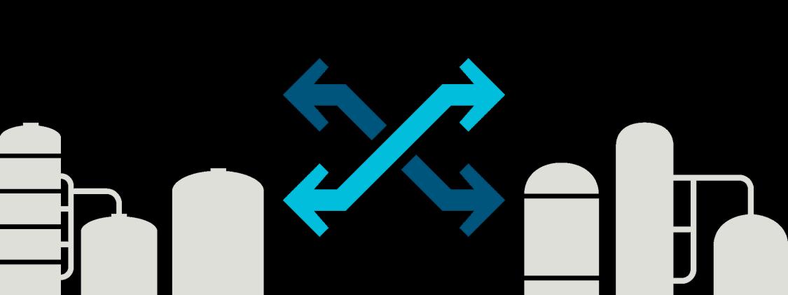 Die dezentrale Prozessperipherie von Siemens bietet ein breites I/O-Produktspektrum für flexible Anlagenstrukturen