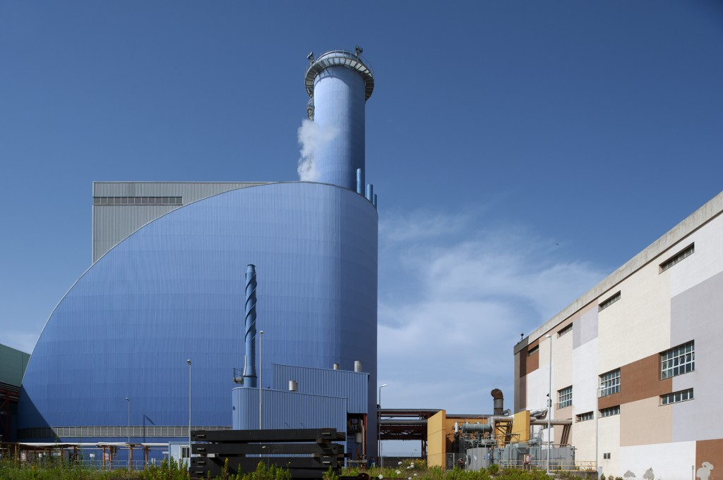 Tirreno Power - Centrale Napoli Levante
