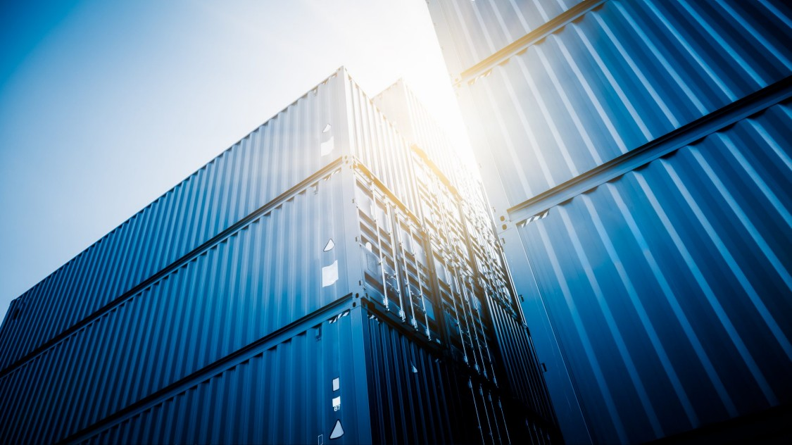 Container Number Recognition System (CNRS)