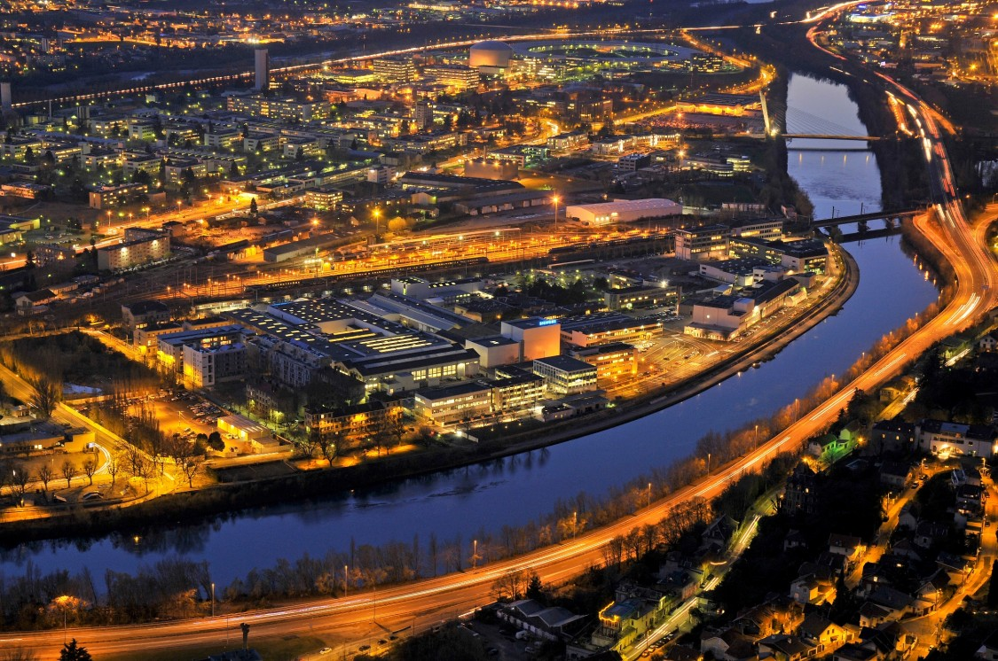 Site de Siemens à Grenoble