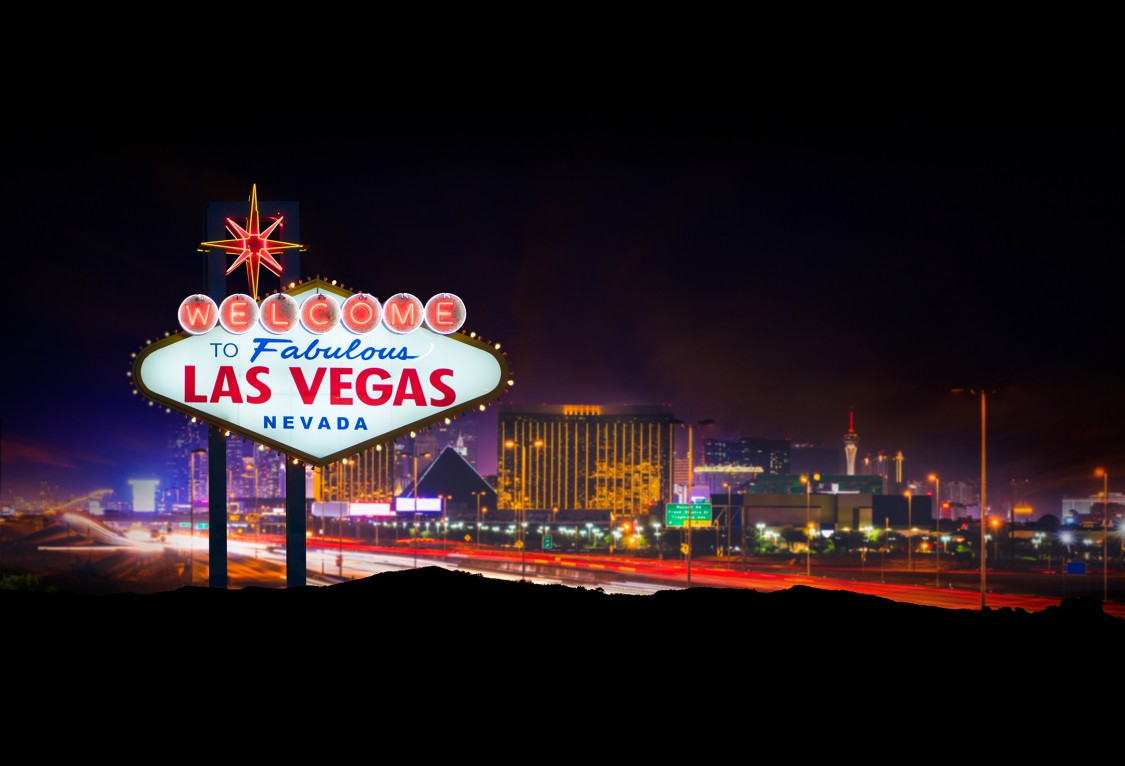 photo of the Welcome to Fabulous Las Vegas Nevada