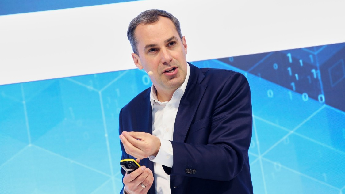Седрік Нейке, член Правління «Siemens AG»