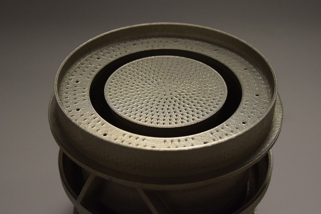Siemens achieves breakthrough with 3D-printed combustion component for SGT-A05
