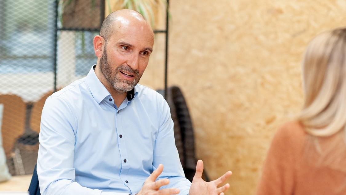 Christoph Leitgeb, Siemens Smart Infrastructure