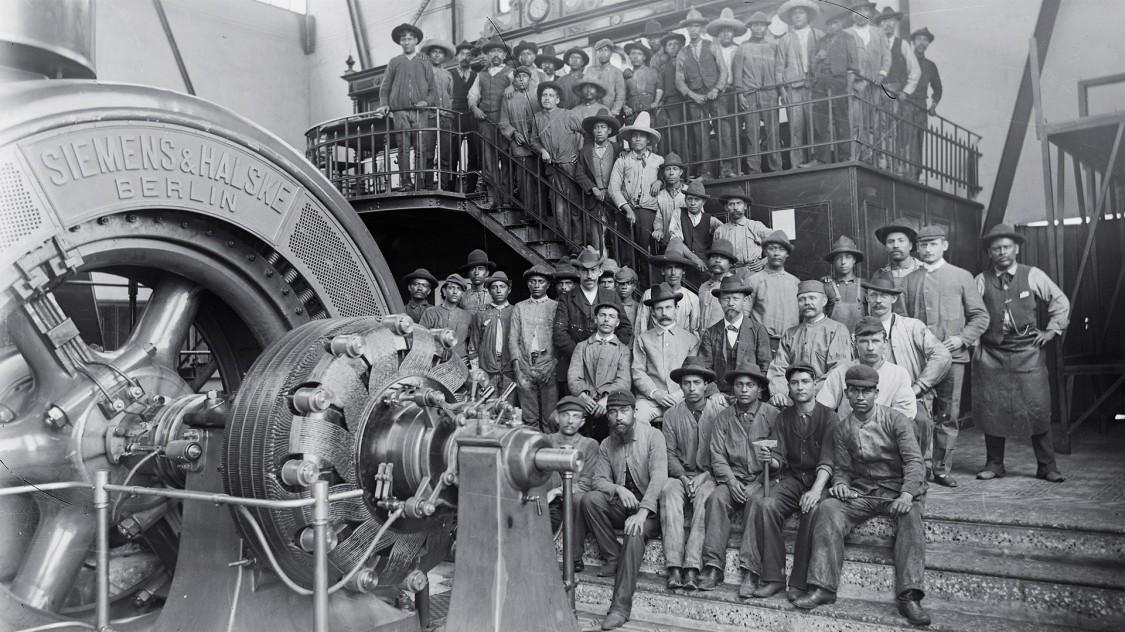 125 Jahre Siemens in Mexiko