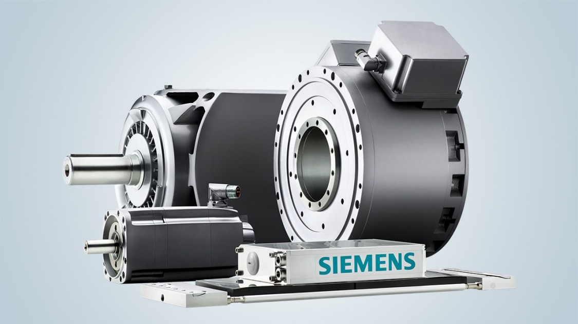 Motion Control Motors | Siemens Electric Motors SIMOTICS