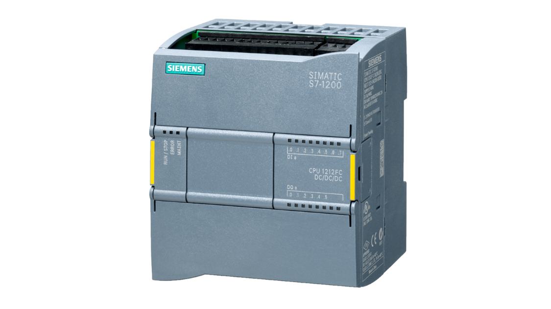 SIMATIC S7-1200 CPU 1212 FC