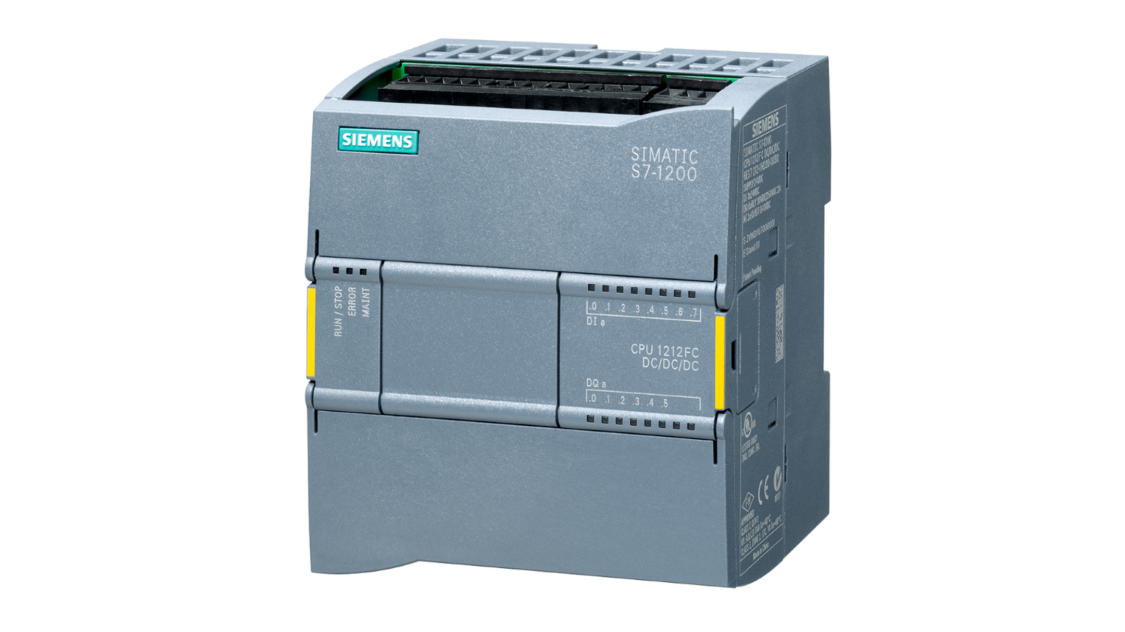 SIMATIC S7-1200 CPU 1212FC