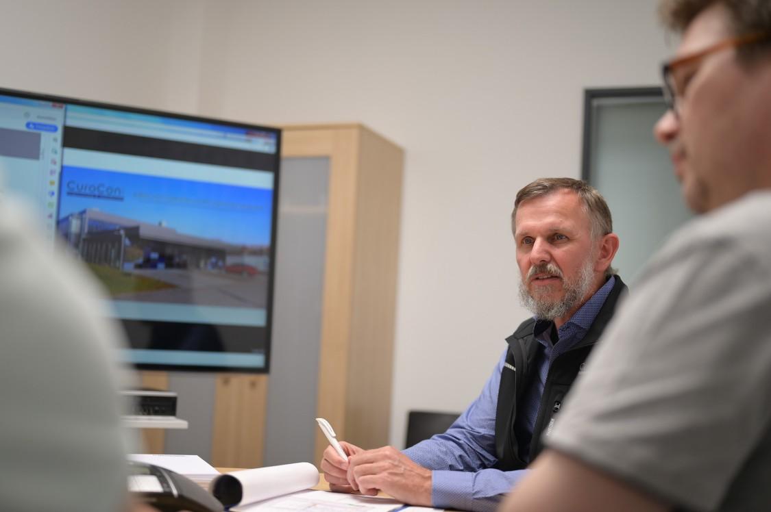 Picture Managing Director CuroCon GmbH