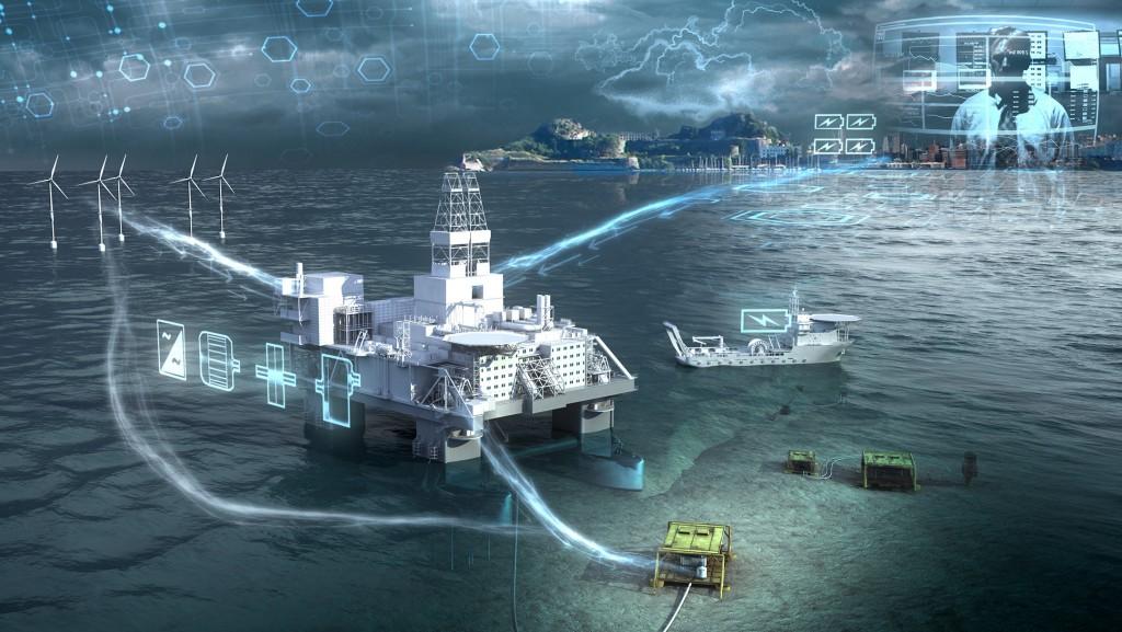 Siemens' BlueVault™ energy storage solutions