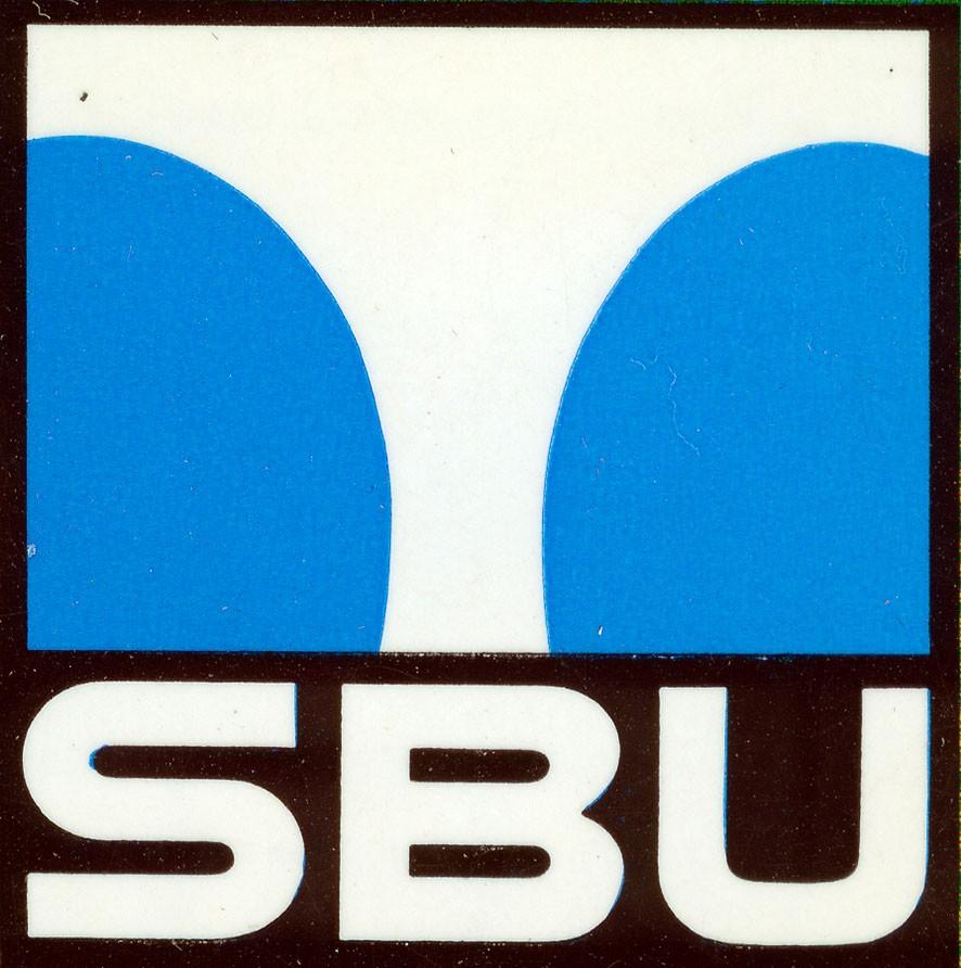 SBU logo, 1968