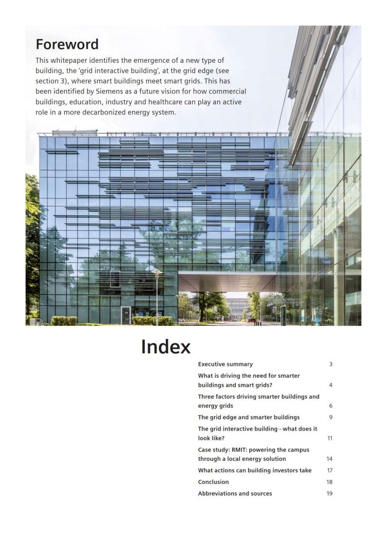 grid interactive building whitepaper