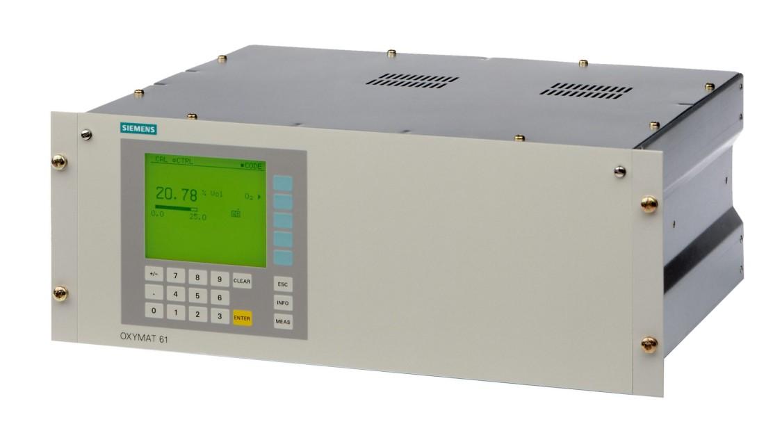 USA   Process gas analyzer OXYMAT 61