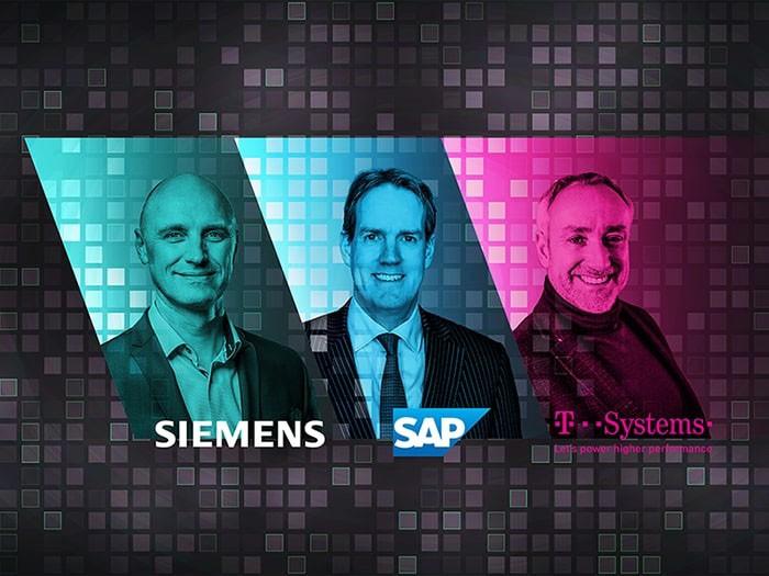 SAP, Siemens en T-Systems slaan handen ineen om digitalisering en verduurzaming Nederlandse industrie te versnellen
