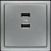 DELTA Dual USB- Spannungsversorgung