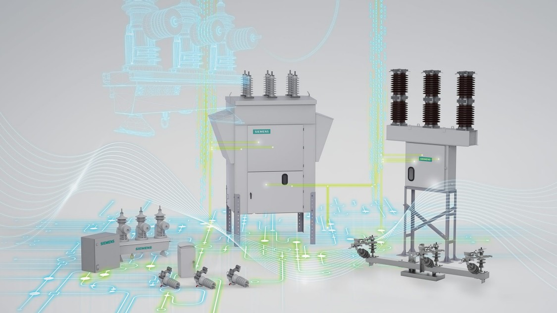 Medium-voltage outdoor systems