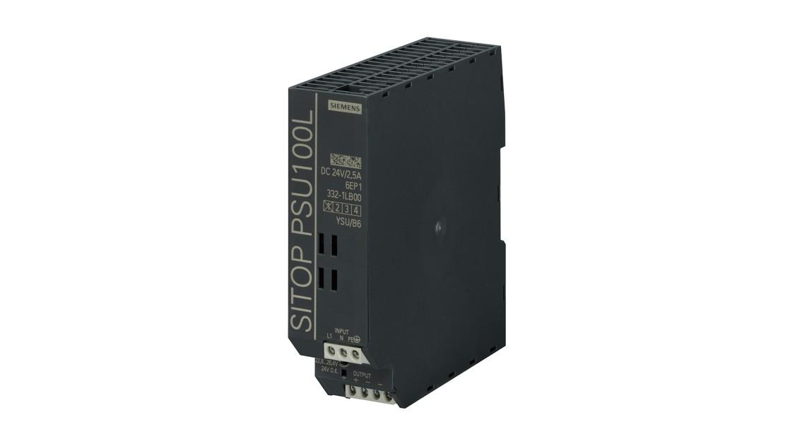 产品图片 - SITOP PSU100L,单相,DC 24 V/2.5 A
