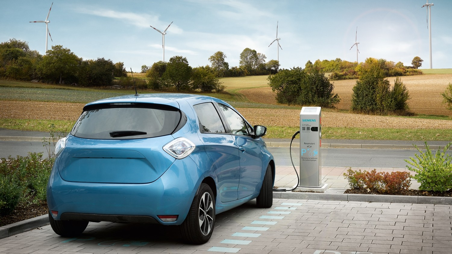 Electric vehicle (EV) charging | Components | Siemens