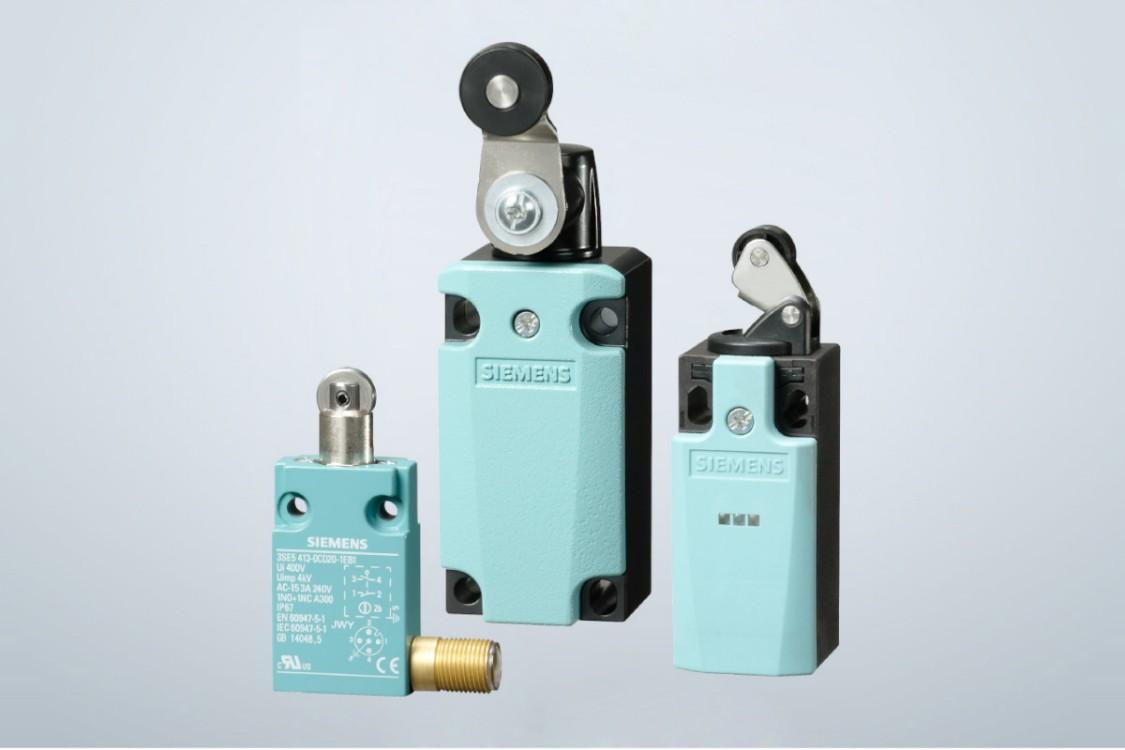 Switches mecánicos de posición y de seguridad 3SE5/3SF1