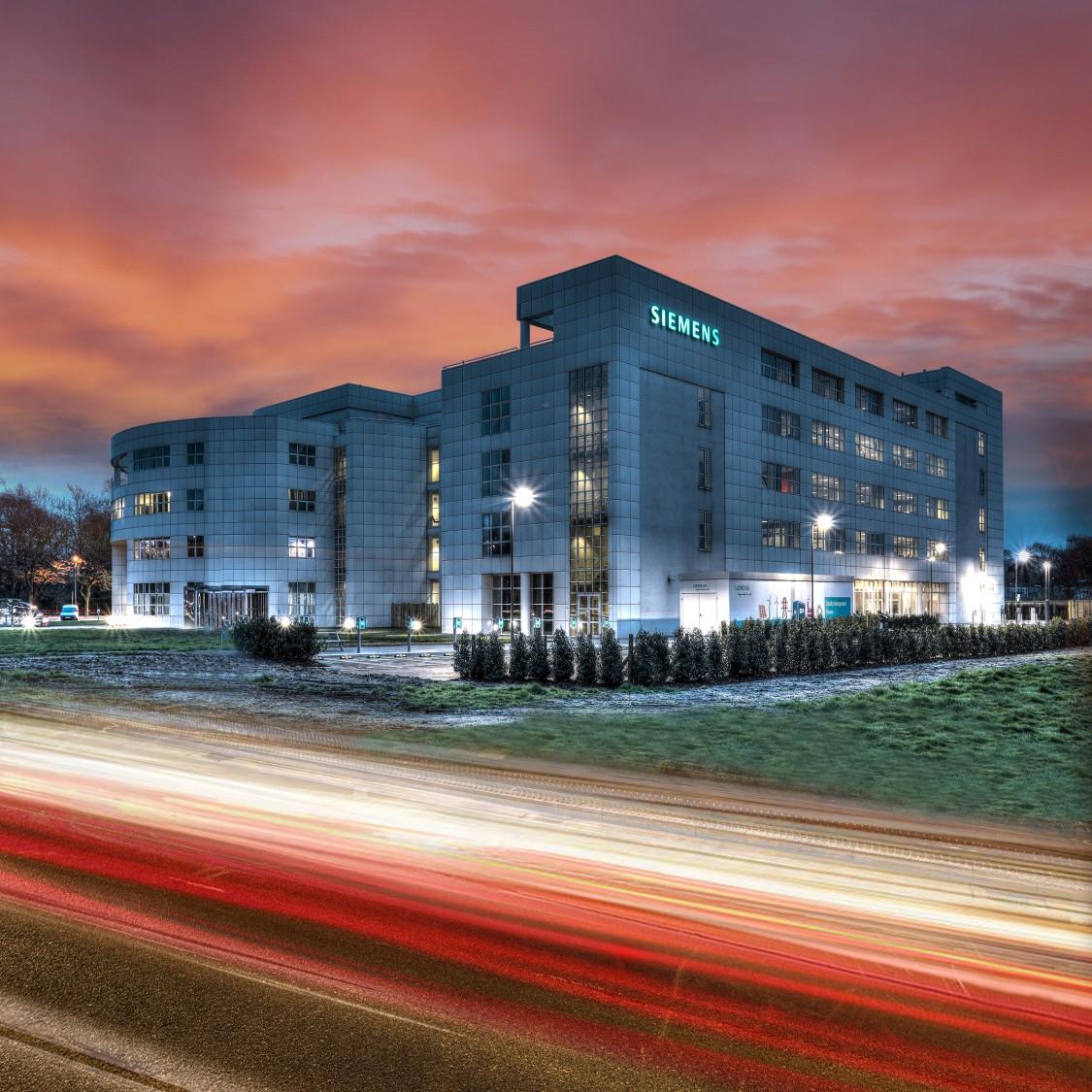 Siemens Manchester Office