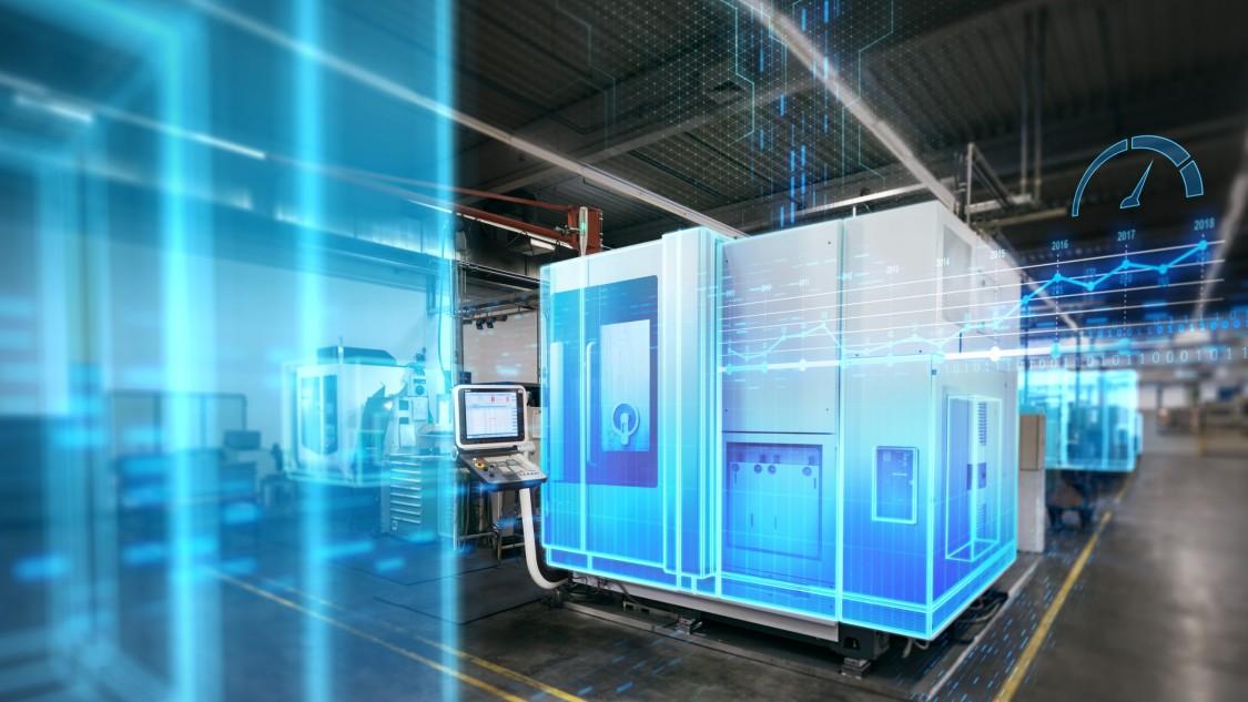 Digitalization in machine tool manufacturing