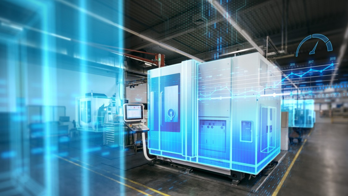 Digitalisierung im Machine Tool Manufacturing