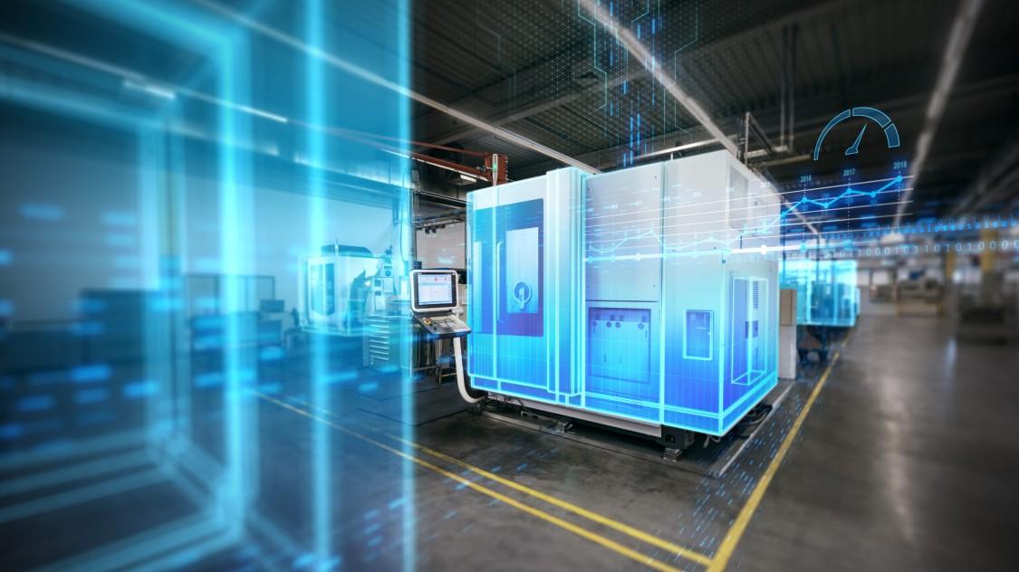 Цифровізація виробництва з використанням верстатів