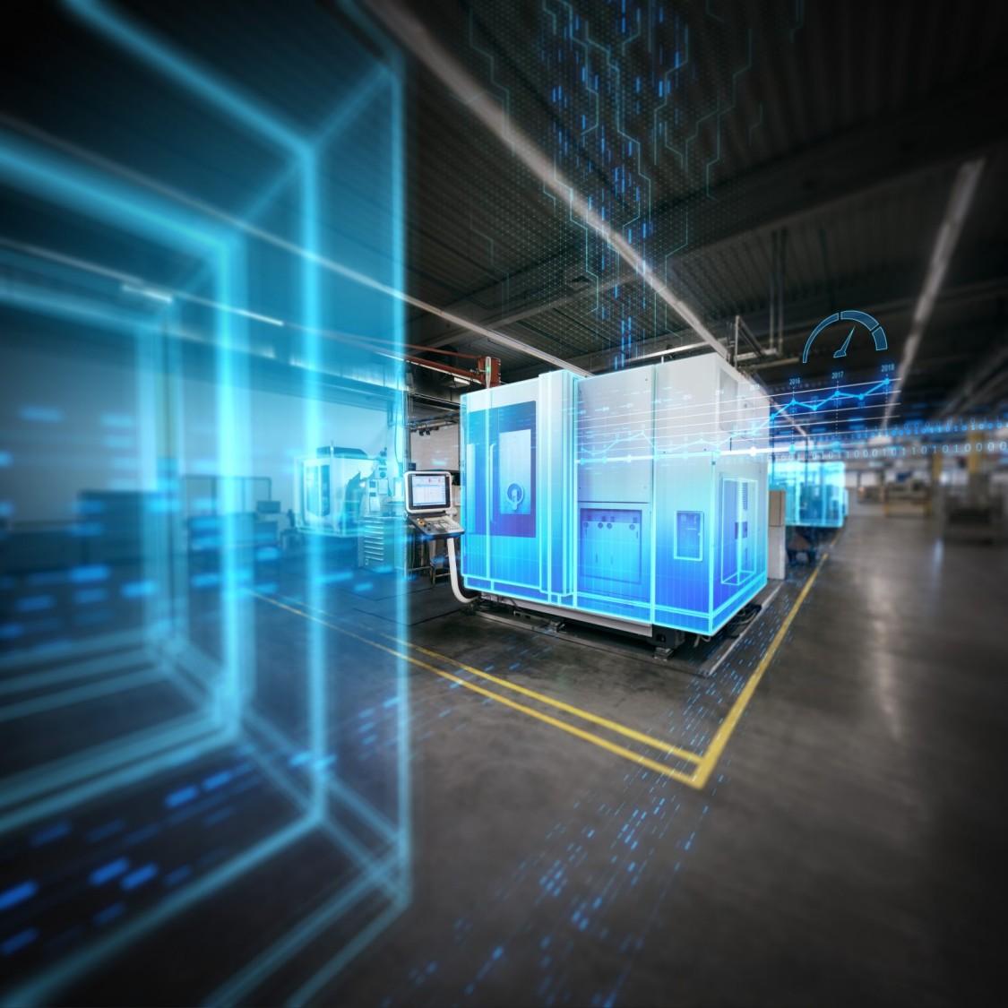 Digitalization for machine tools