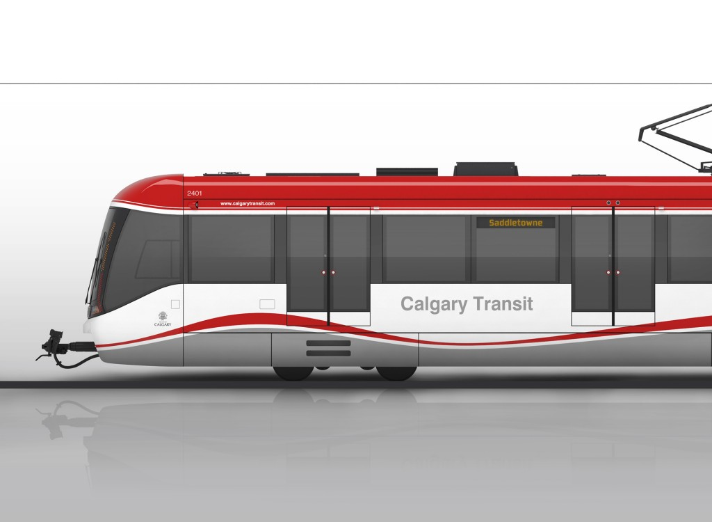 City of Calgary orders 60 LRVs from Siemens