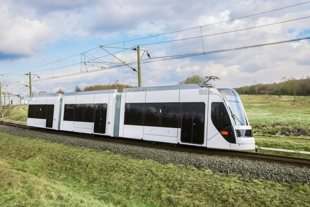 """Design der Avenio-Straßenbahn für Doha mit """"Red Dot""""-Award ausgezeichnet"""