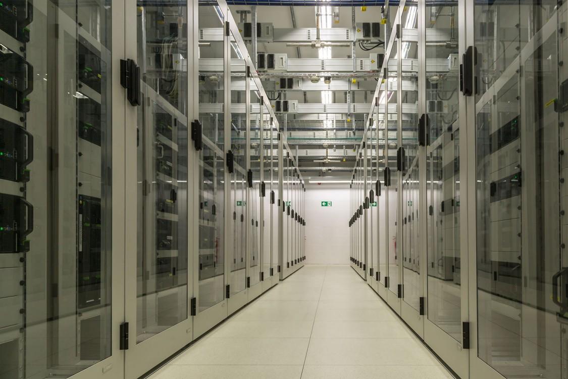 EAGLE Data Center von Siemens