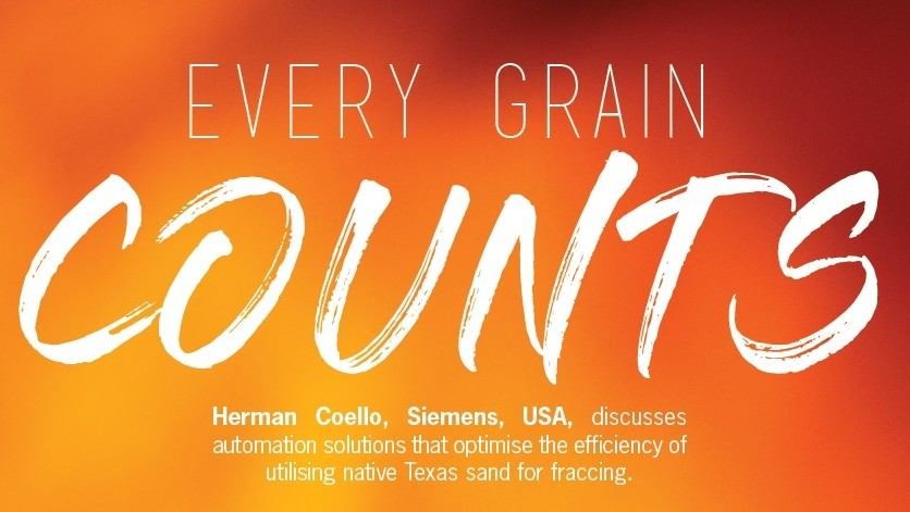 USA - Every grain counts article