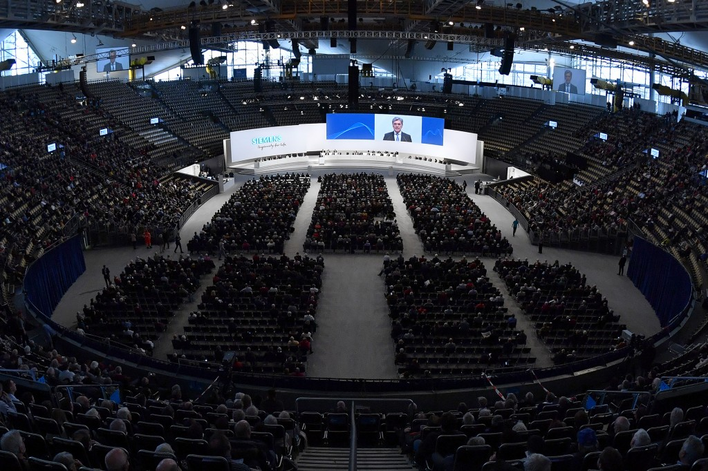 53rd Annual Shareholders' Meeting of Siemens AG