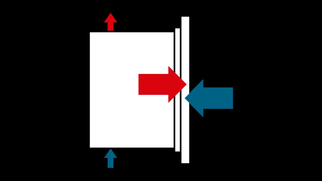 Illustration Flüssigkeitskühlung