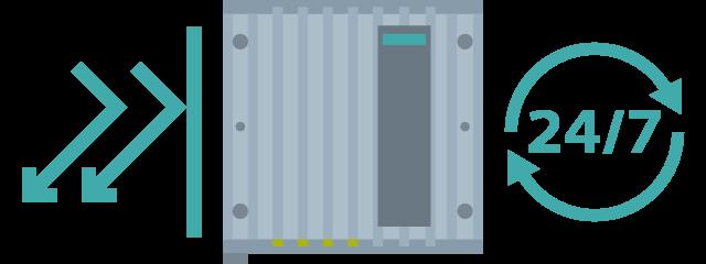 Промышленный компьютер SIMATIC IPC127E