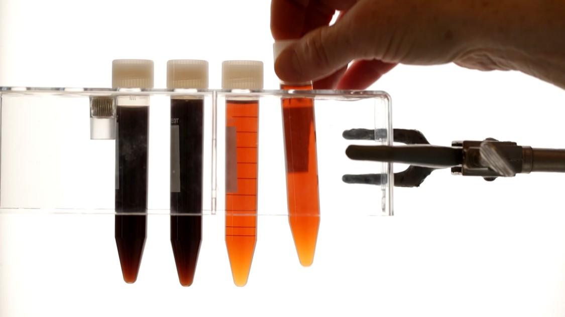 Chemikalien für die Reinigung von Slop Oil