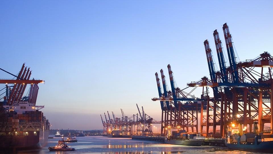 Комплексное энергоснабжение для портов