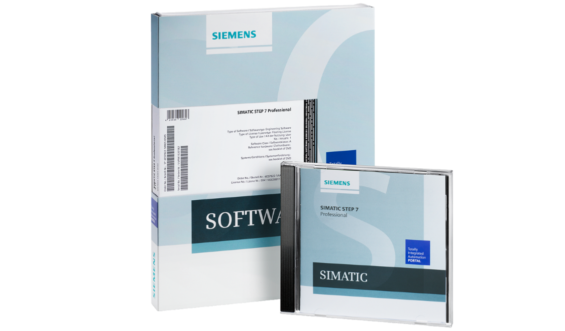 SIMATIC STEP 7 licensing