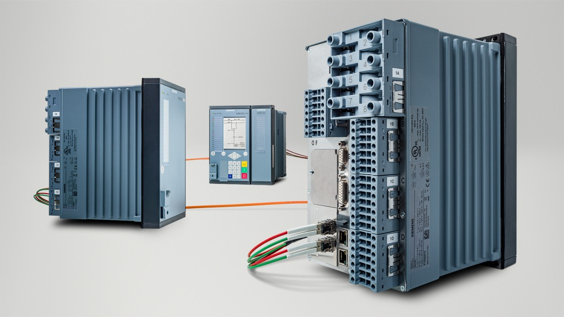 SIPROTEC 5 process bus solutions